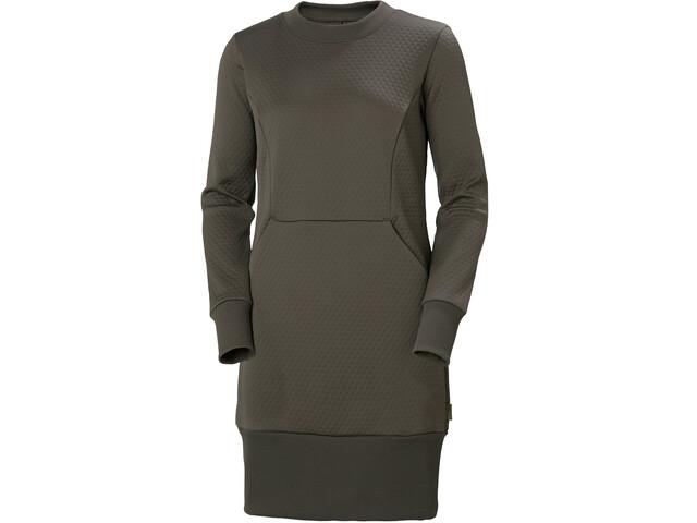 Helly Hansen Hytte Dress Women, marrón